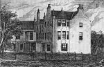 Rothiemay Castle 19th century