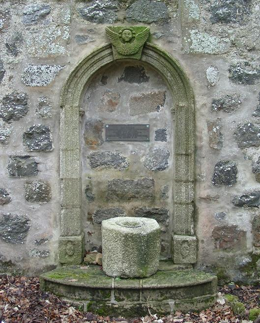 St. Drostan's doorway